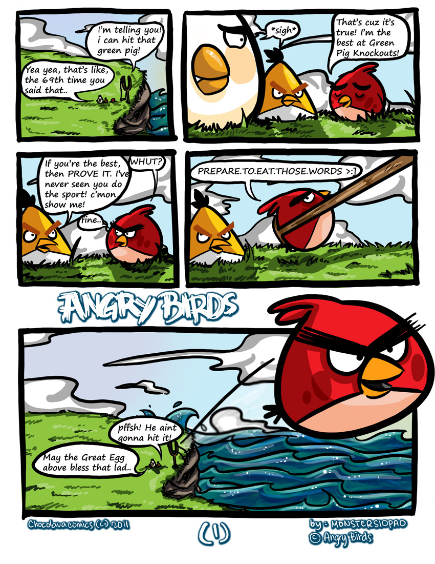 PFFT #7: Angry Birds page1