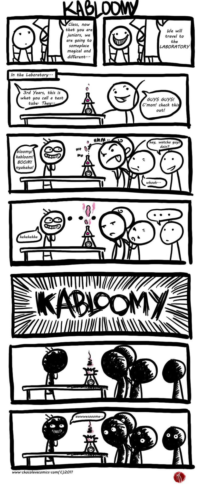 PFFT #16: Kabloomy