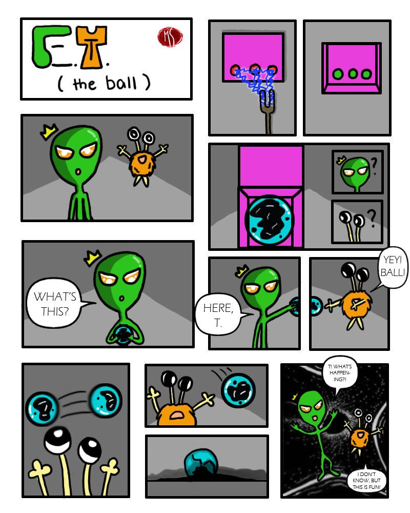 PFFT #22: E.T. (The Ball)