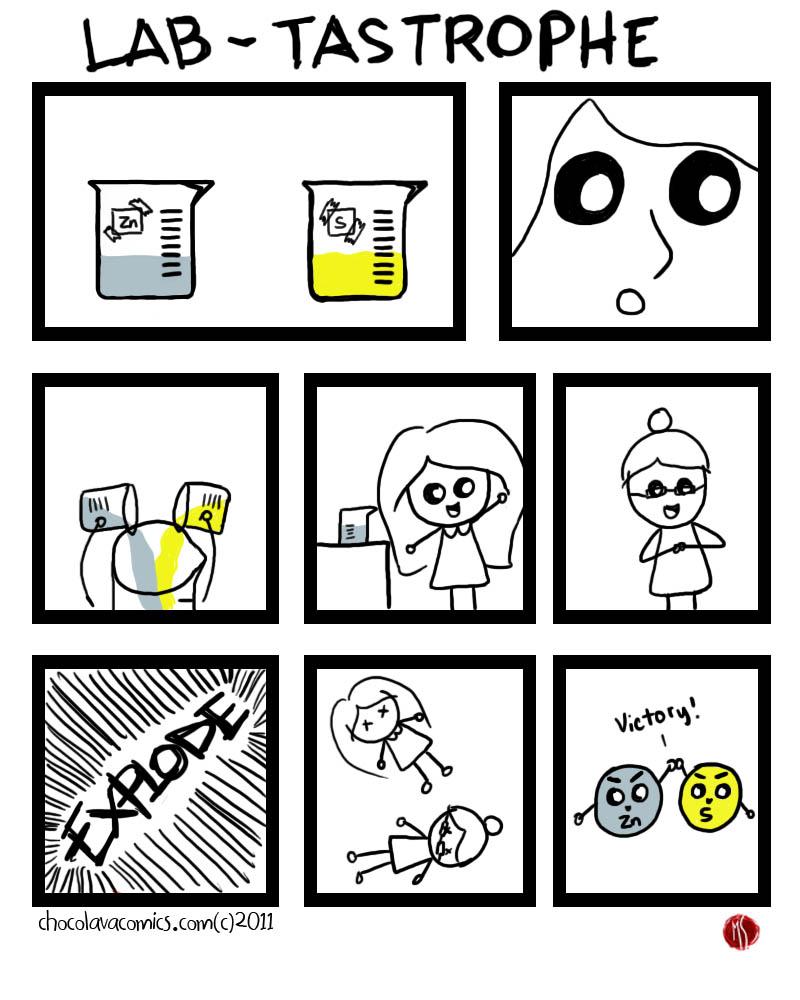 PFFT #27: Lab-tastrophe