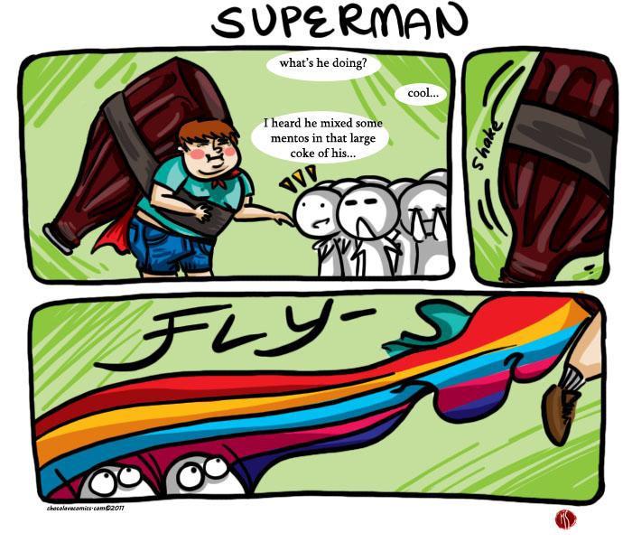 PFFT #29 SUPERMAN