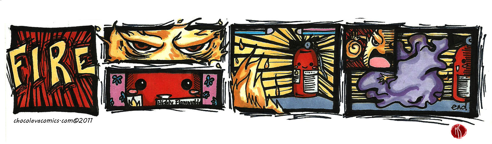 PFFT #24: FIRE