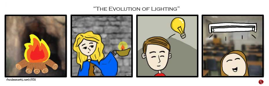 PFFT #37 The Evolution of Lighting