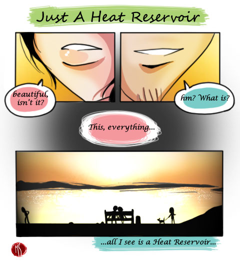 PFFT #38: Just a Heat Reservoir
